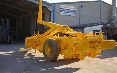 Metallisatie Vanparys - VERFSPUITEN